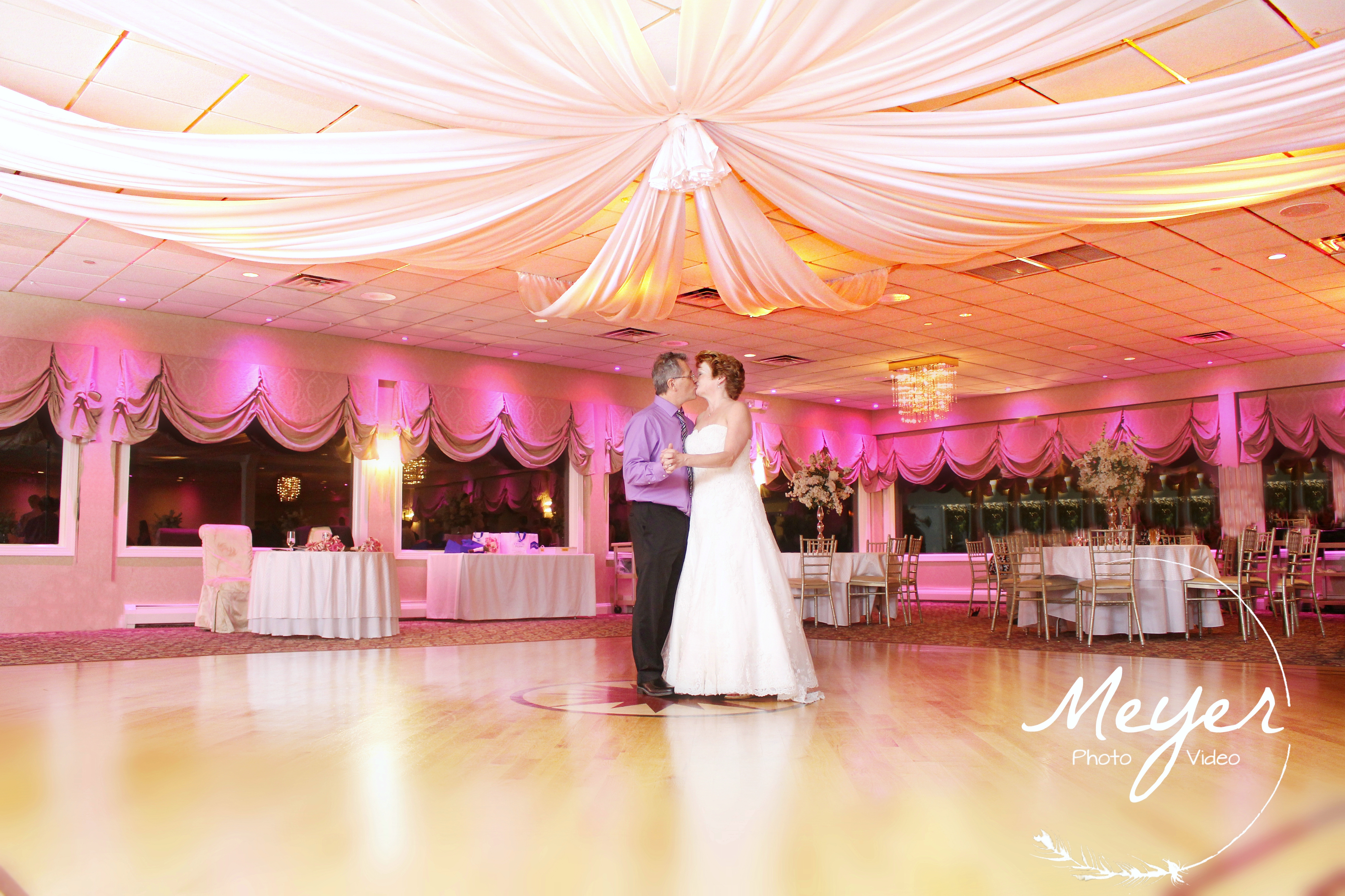 Wedding Recap – Crystal Point Yacht Club – The Meyer Photo + Video Group