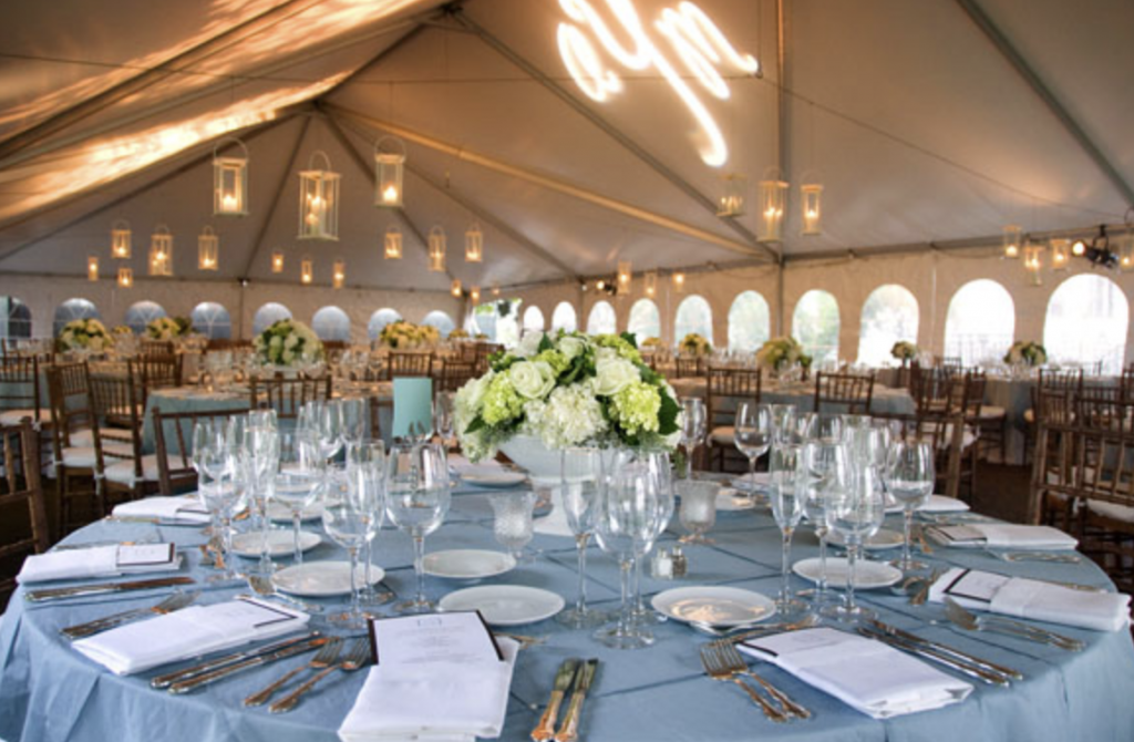 Top 10 Affordable NJ Tent and Outdoor Wedding Venues | The ...